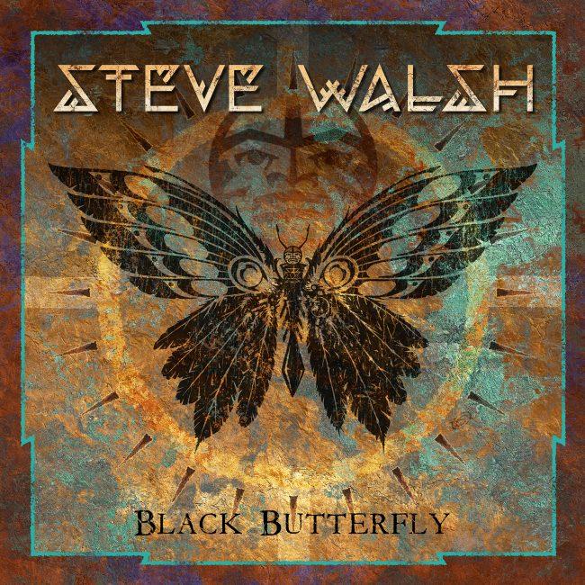 STEVE WALSH – Black butterfly (2017)