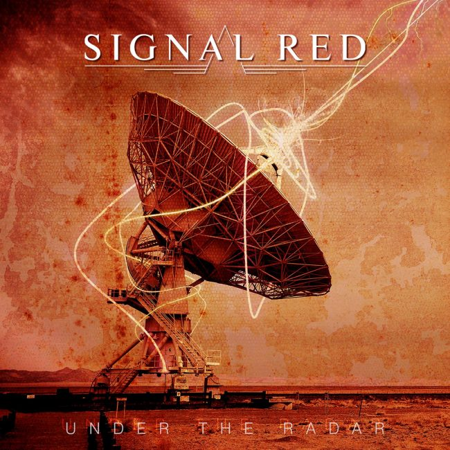 SIGNAL RED - Under the radar (2018)