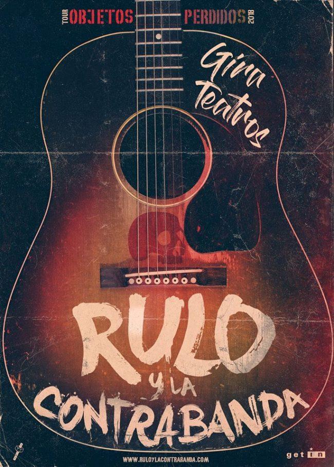 RULO Y LA CONTRABANDA - Nuevas fechas