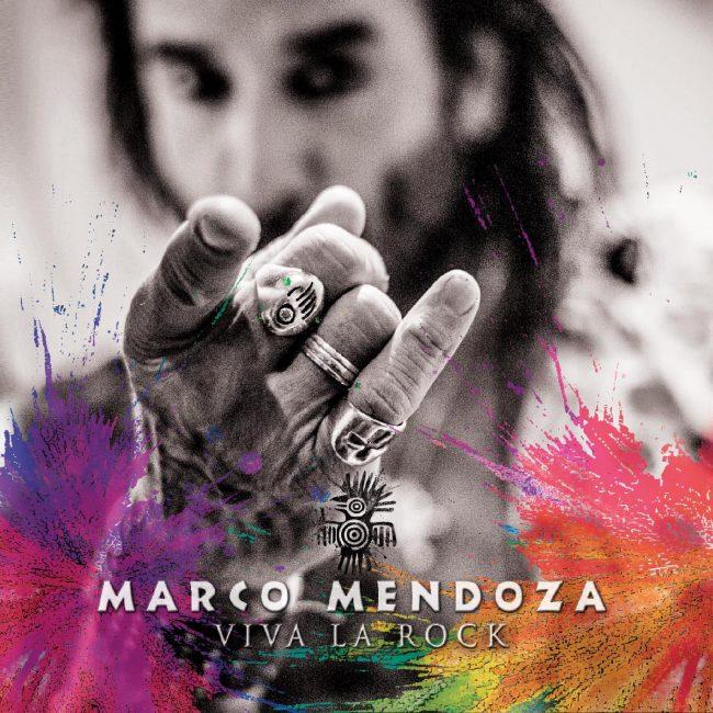 MARCO MENDOZA – Viva La Rock (2018)