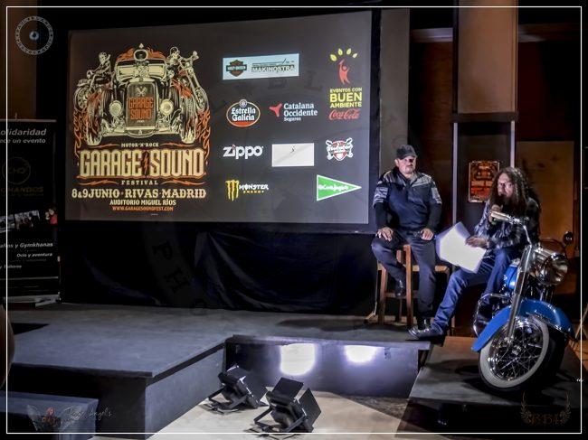 GARAGE SOUND FEST 2018 – Resumen presentación