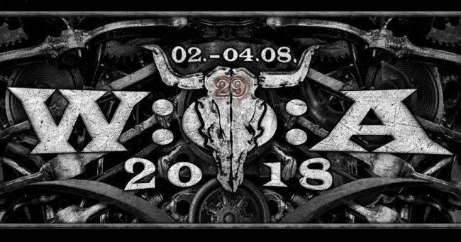 WACKEN OPEN AIR 2018 – Horarios / Time schedule