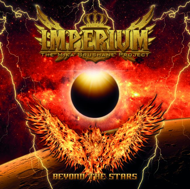 "IMPERIUM - Pre-escucha de ""Beyond the stars"""