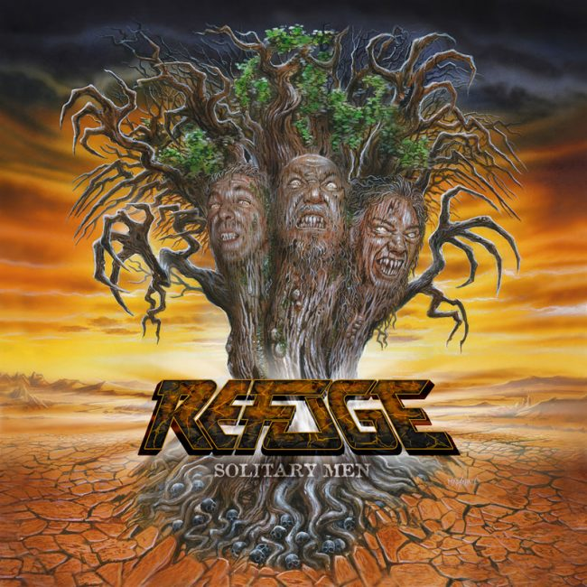 REFUGE – Solitary men (2018)