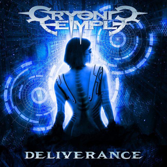 "CRYONIC TEMPLE - Nuevo disco ""Deliverance"""