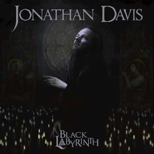 JONATHAN DAVIS - Black labyrinth (2018)