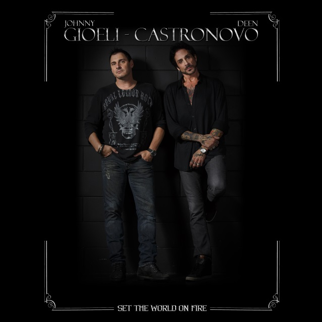 GIOELI / CASTRONOVO - Set The World On Fire (2018)