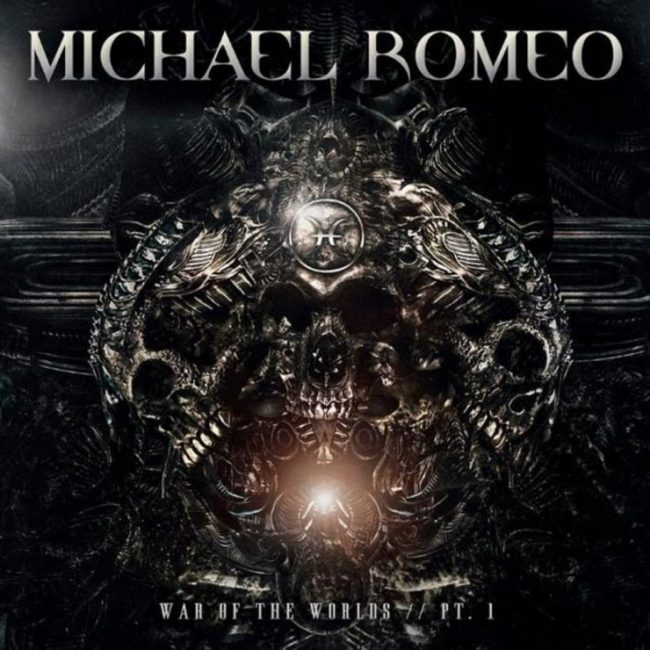 MICHAEL ROMEO - War Of The Worlds Pt I (2018)