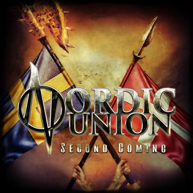 "NORDIC UNION - Nuevo disco ""Second coming"""