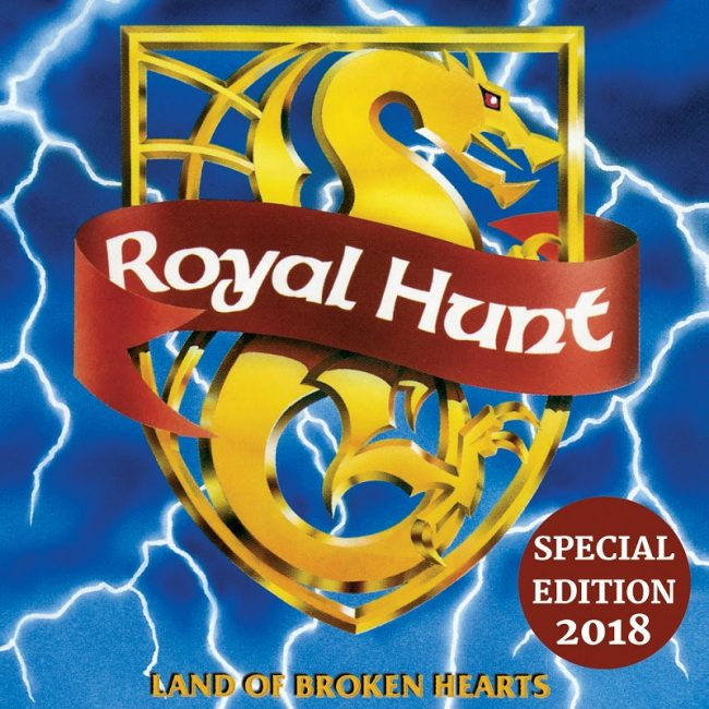 ROYAL HUNT reedita su álbum debut con material extra