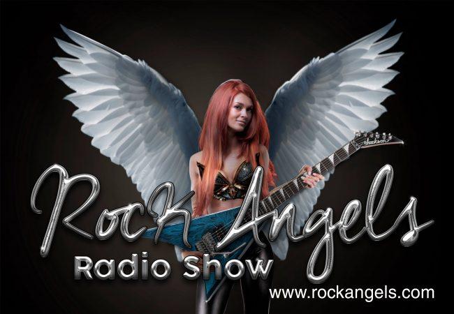 ROCK ANGELS RADIO SHOW Nº 8/2018