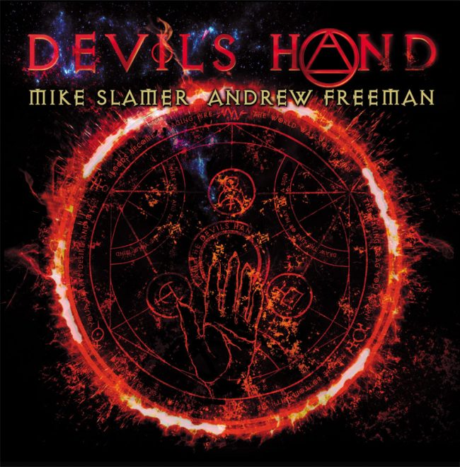 DEVIL'S HAND feat. Mike Slamer & Andrew Freeman (2018) review