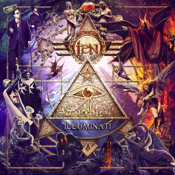 TEN – Illuminati (2018) review