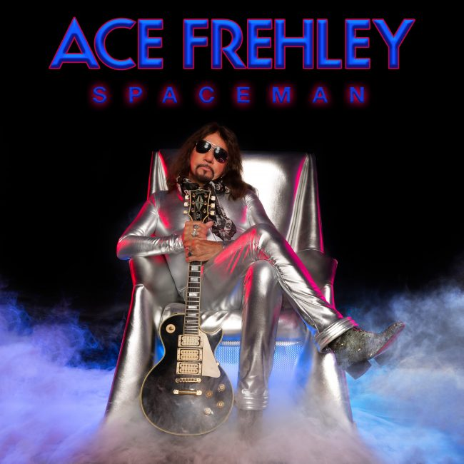 ACE FREHLEY - Spaceman (2018) review