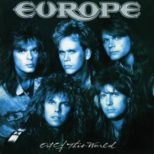 "EUROPE - Rock Candy remasteriza ""Out of this world"""