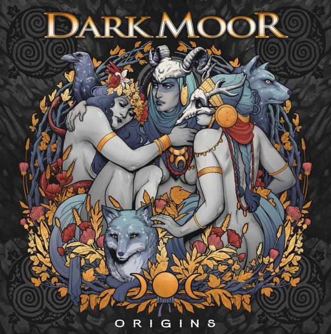 """DARK MOOR - Adelanto de """"Origins"""""""