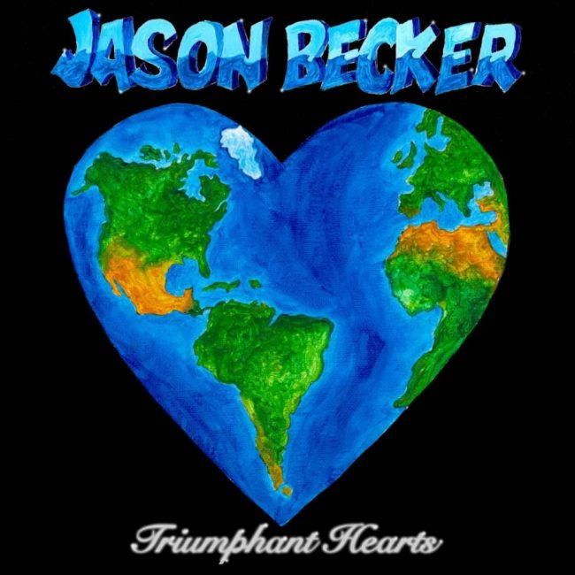 "JASON BECKER - Nuevo disco ""Triumphant Hearts"""