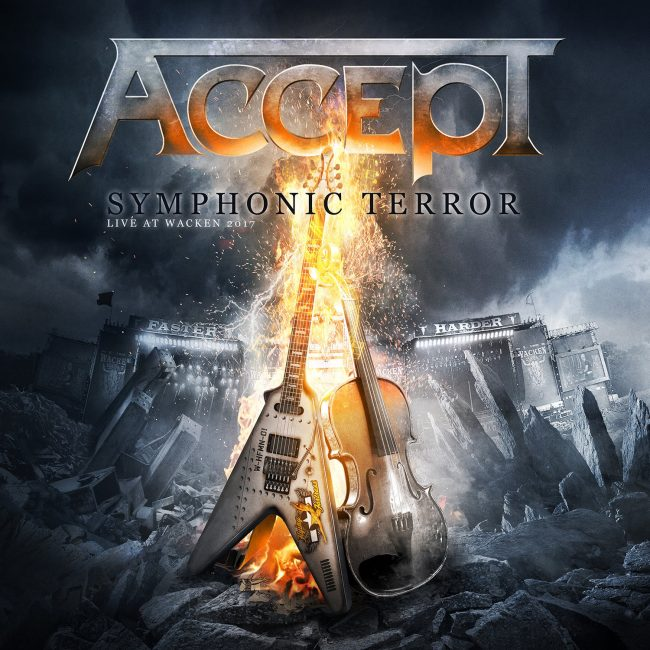 ACCEPT edita Symphonic Terror – Live at Wacken 2017
