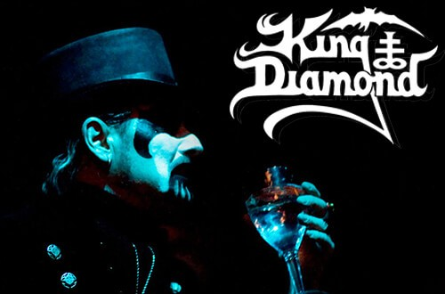 KING DIAMOND al ROCK FEST BARCELONA 2019