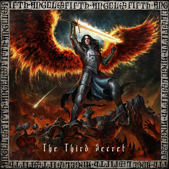 FIFTH ANGEL - The Third Secret (2018) review