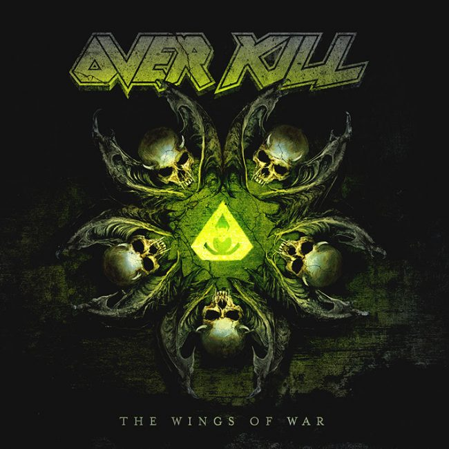 OVERKILL – The wings of war (2019) review