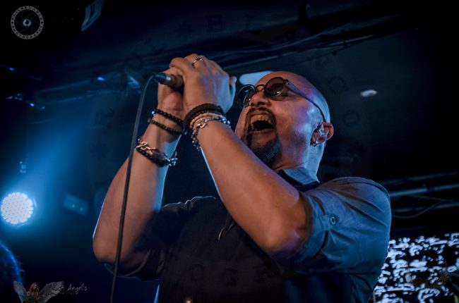 GEOFF TATE'S OPERATION: MINDCRIME - Crónica