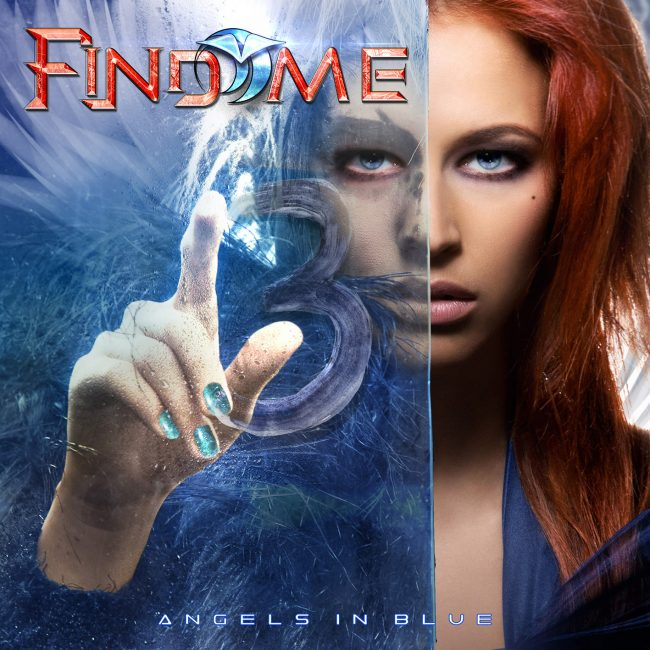 "FIND ME - Nuevo disco ""Angels in blue"""