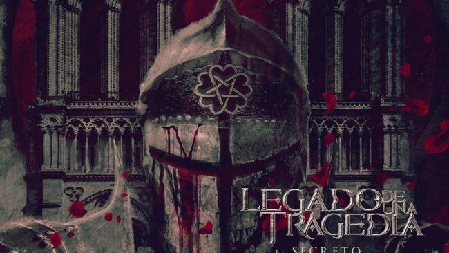 """EL LEGADO DE UNA TRAGEDIA IV- Primer single """"El cruzado"""""""