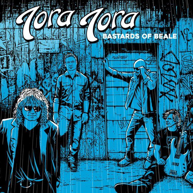 """TORA TORA - Nuevo disco """"Bastards Of Beale"""""""