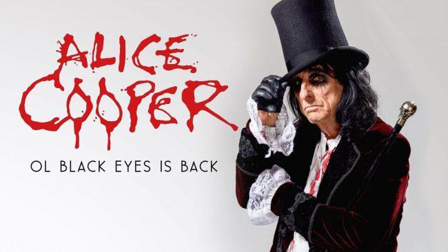 ALICE COOPER - Entradas ya a la venta!