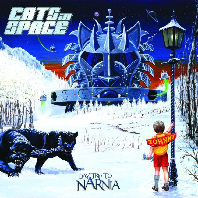 CATS IN SPACE – Daytrip to Narnia (2019) review