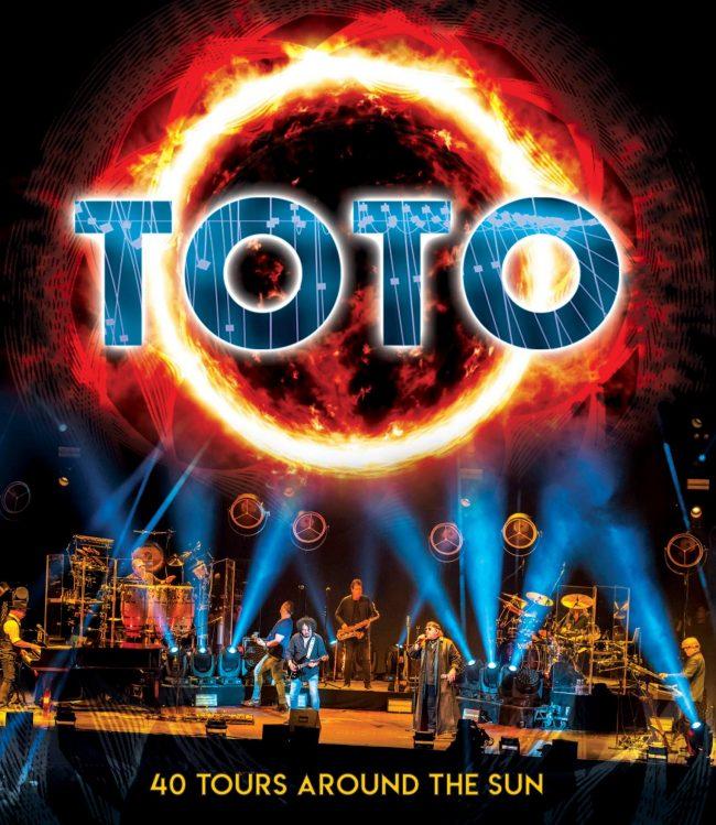 "TOTO - Nuevo disco en directo ""40 Tours around the sun"""