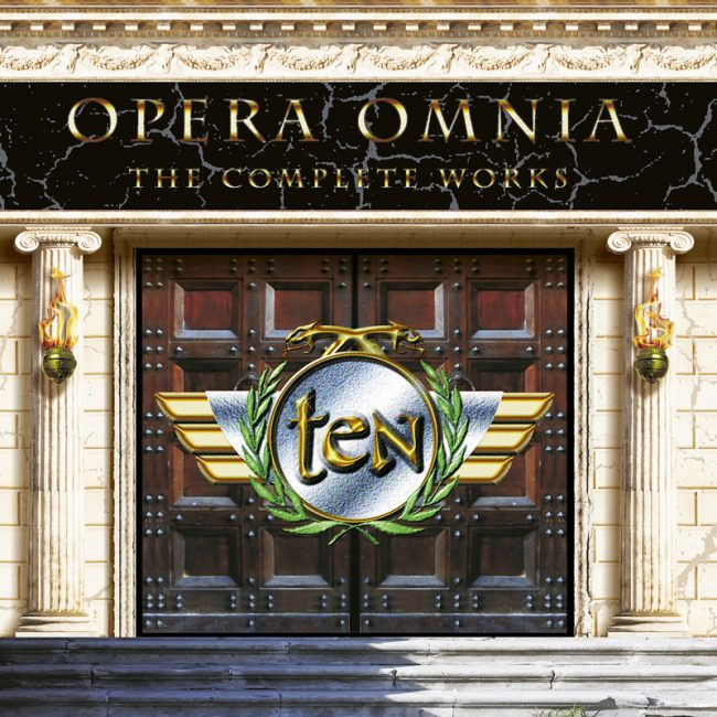 "TEN - 16 CD's Box Set ""Opera Omnia"""