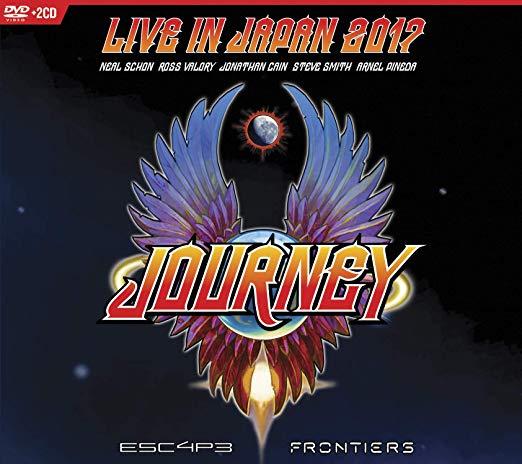 JOURNEY edita LIVE IN JAPAN 2017