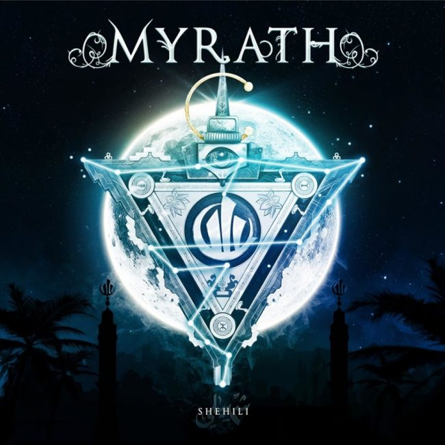MYRATH - Shehili (2019) review