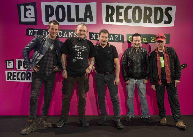 LA POLLA RECORDS y EL DROGAS en concierto!
