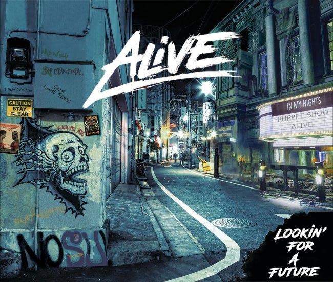 ALIVE - Hard Rock desde Italia con sabor americano