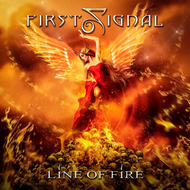 FIRST SIGNAL – Line of fire (2019) review