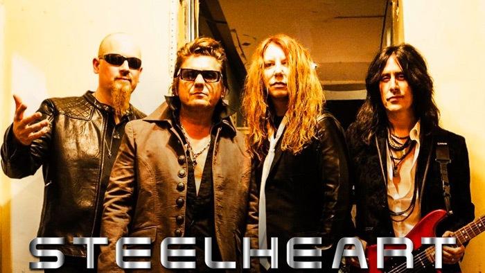 STEELHEART – Nuevo videoclip en directo
