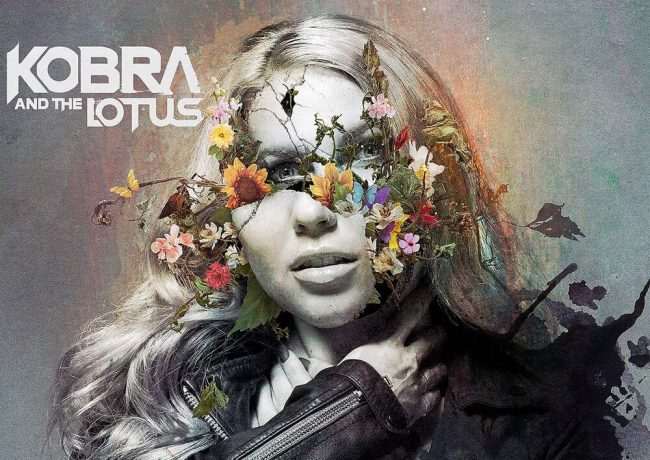 KOBRA AND THE LOTUS – Nuevo álbum «Evolution»