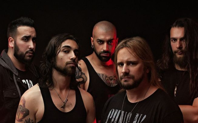 DEMISE OF THE CROWN – US Metal desde Canada