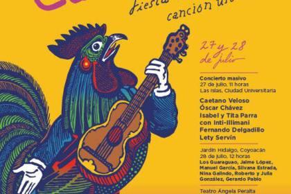 Festival Cantares