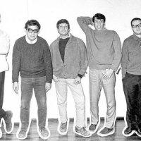 Jóvenes (y no tanto) de la zona rosa