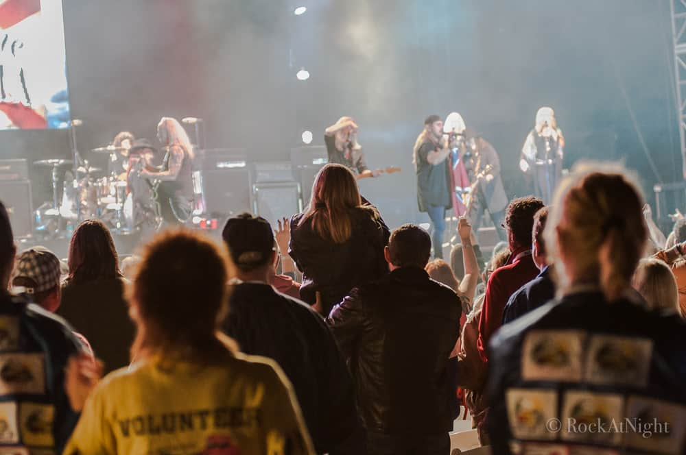 The audience viewpoint-Lynyrd Skynyrd