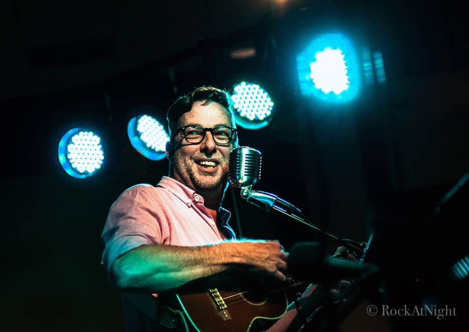 Mike Hind at Tampa Bay Ukulele Society Getaway 2014