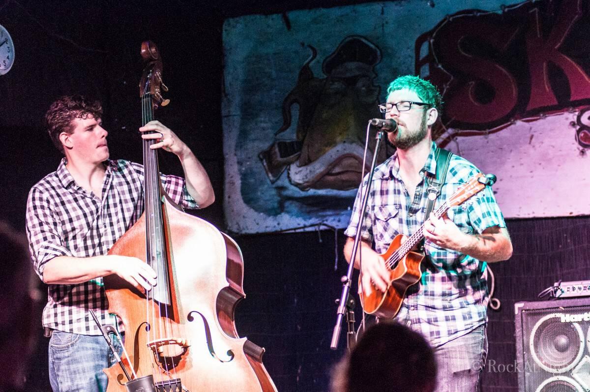 Matt DeSear and Kyle Biss of Applebutter Express