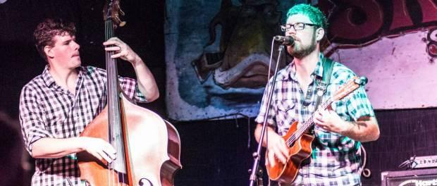The applebutter expressspreading its brand of alt country ukulele matt malvernweather Gallery