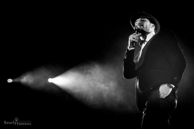 Matt Goss at The Palladium, London on January 25, 2015