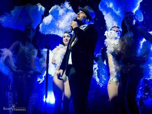 Matt Goss at London Palladium