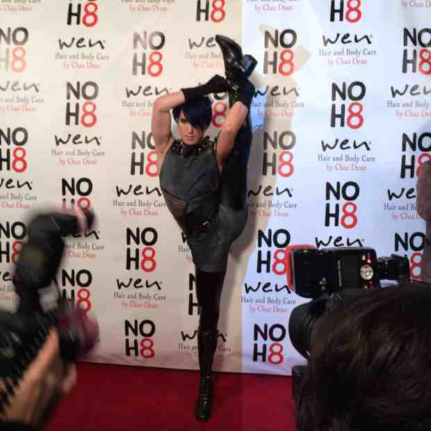 NOH8 Red Carpet